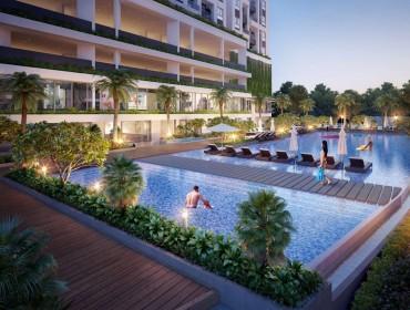 Mua Bán căn hộ chung cư Saigon Gateway 2 phòng ngủ giá tốt