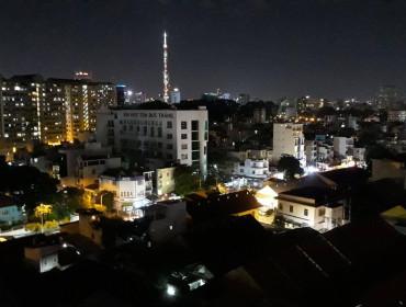 Cho thuê căn hộ City Garden 1 phòng ngủ  đầy đủ nội Thất toà Cresent Tower Giá 1100USD Bao Phí
