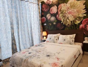 Cho thuê căn hộ Vinhomes Central Park 3 phòng ngủ toà Park Full nội thất giá 1200$ bao phí