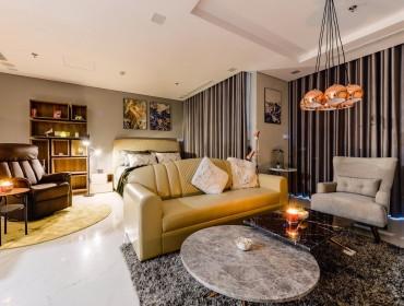 Bảng Giá Cho thuê căn hộ Vinhomes Central Park theo ngày ngắn hạn